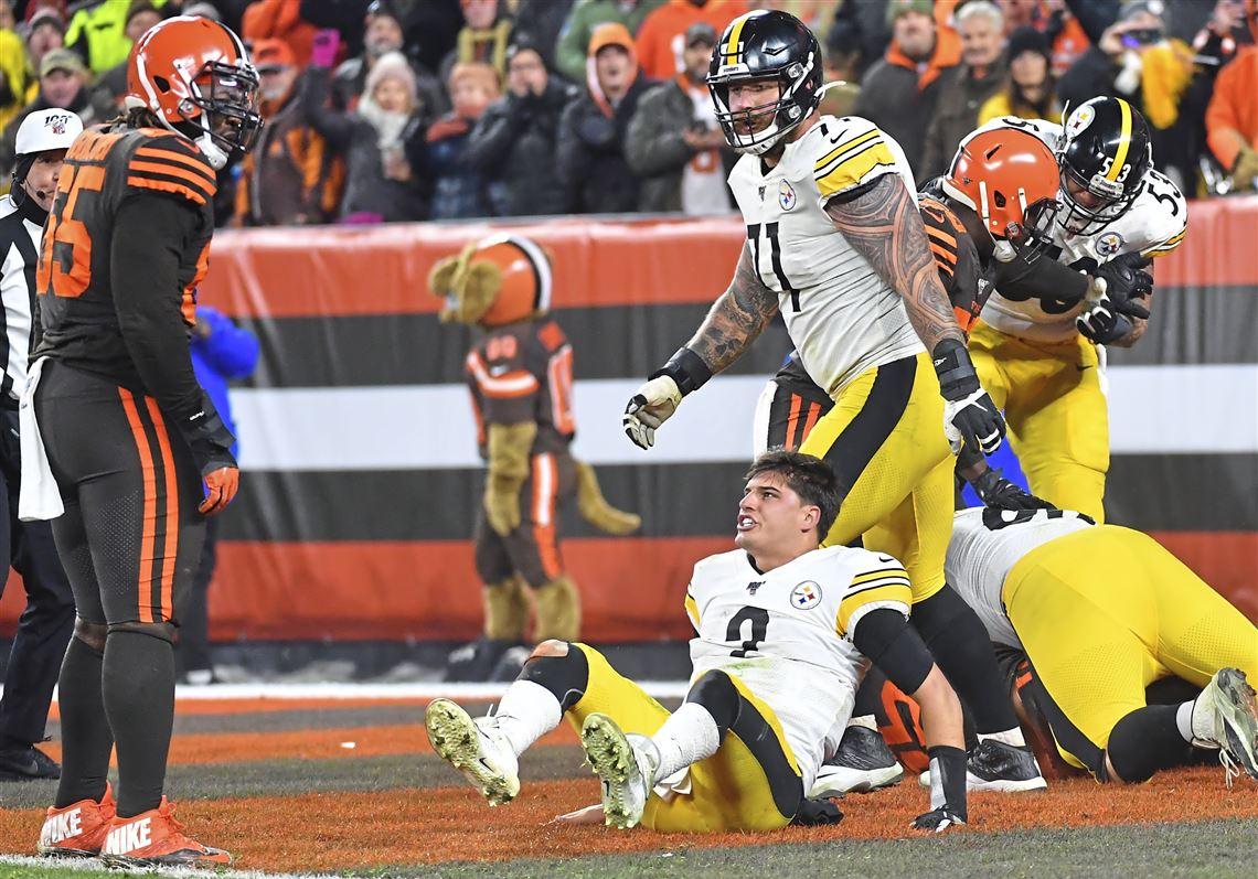 Instant Analysis Steelers Browns Ends In Brawl Here S What