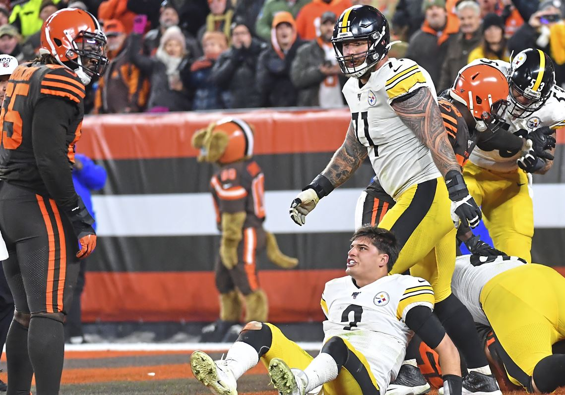 Steelers Hope To Leave Brawl With Browns In The Past