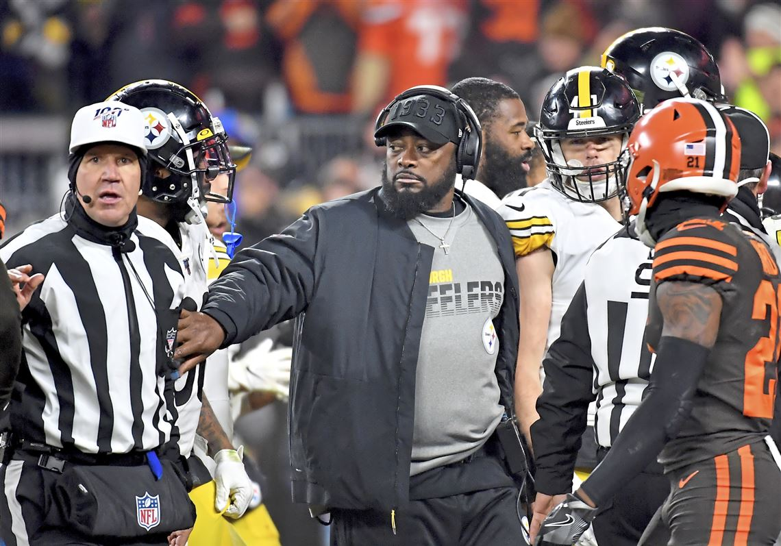 Mike Tomlin On Browns Melee Ugly For The Game Of Football