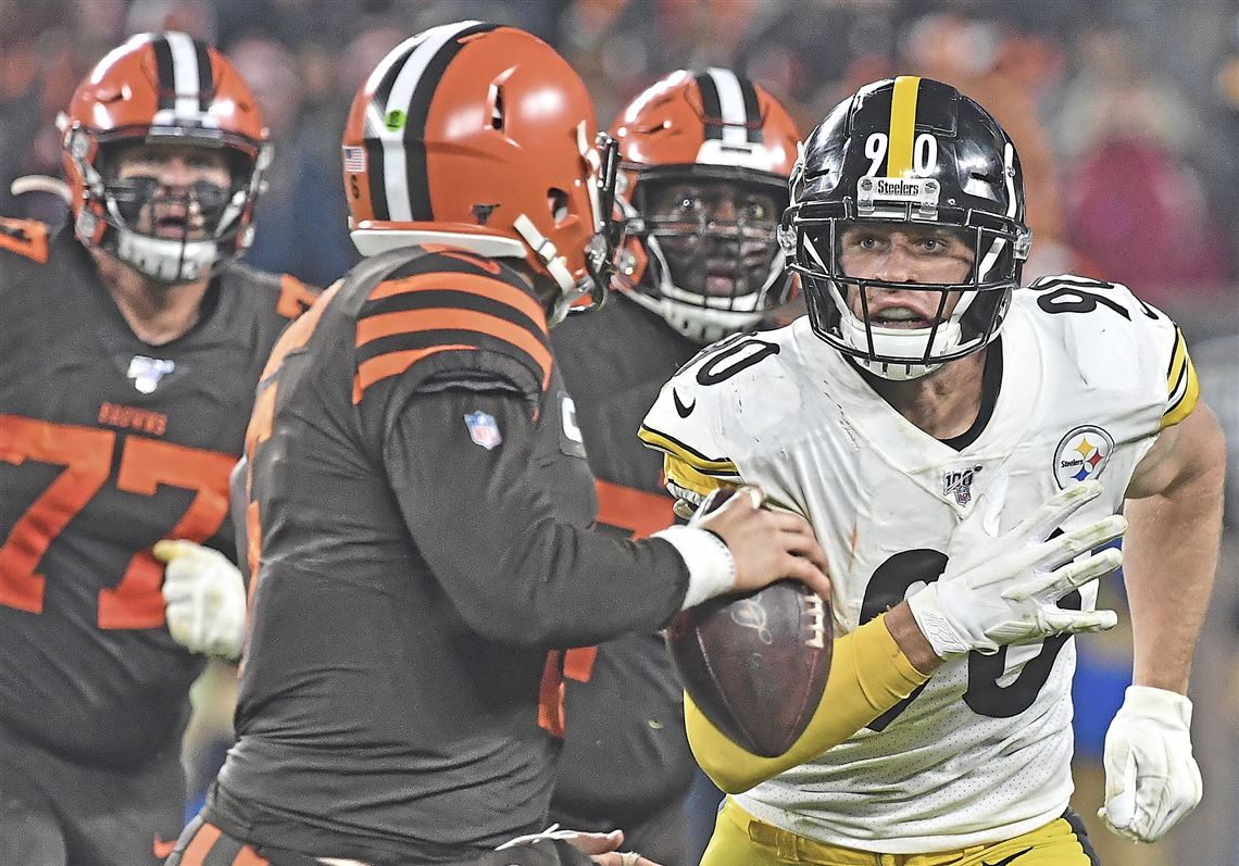 Ray Fittipaldo's Steelers chat: 11.19.19