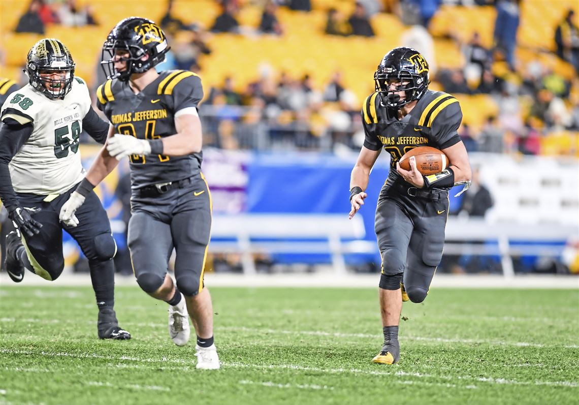 PIAA Class 4A championship: Thomas Jefferson hopes to again stand at the top of the state
