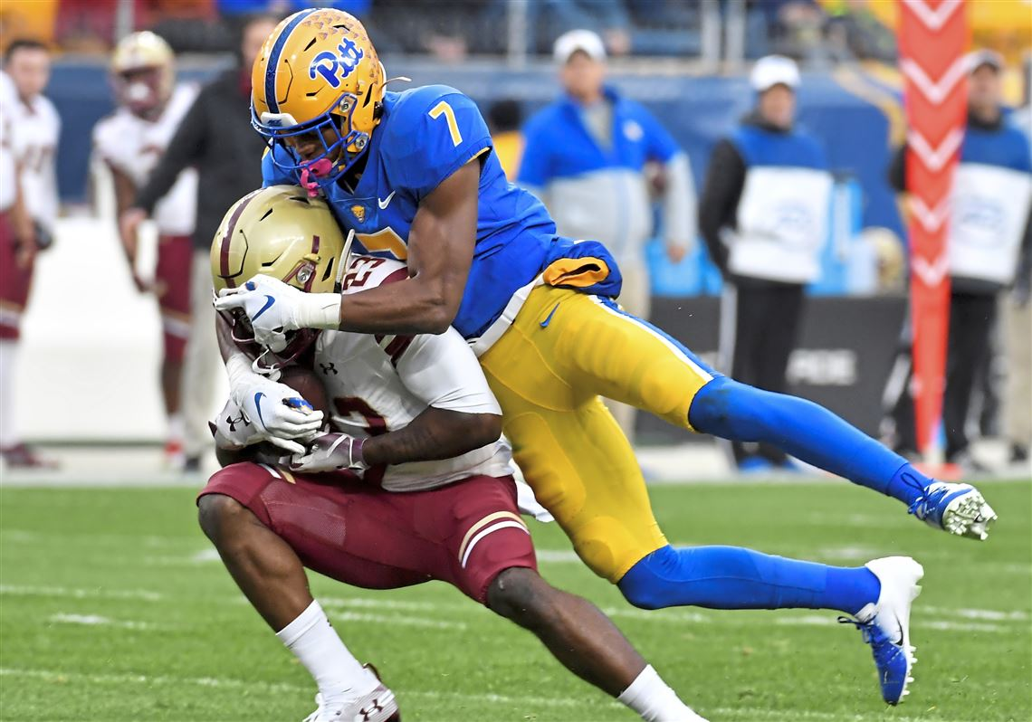 Pitt ends regular season with disappointing 26-19 loss to Boston College