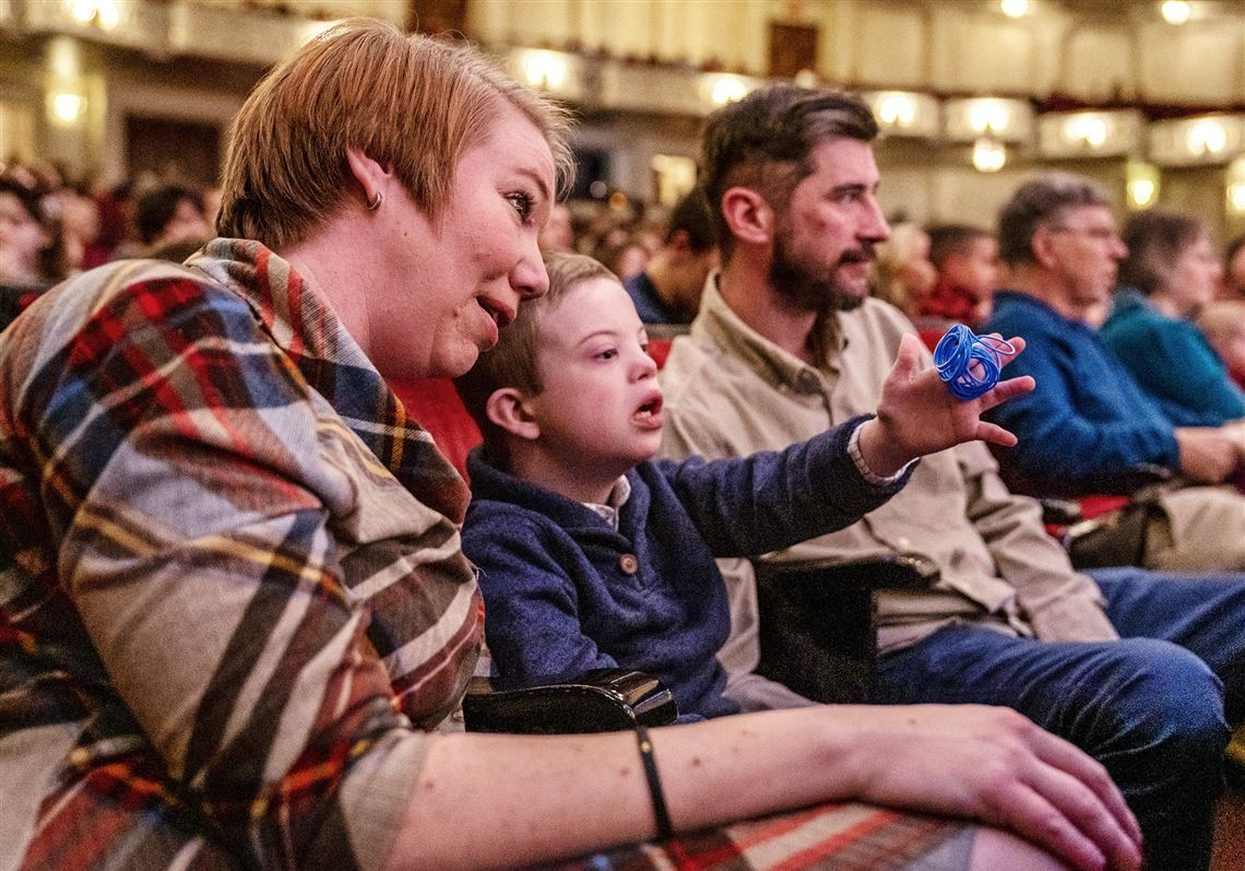 PSO reaches new audience with sensory-friendly holiday performance