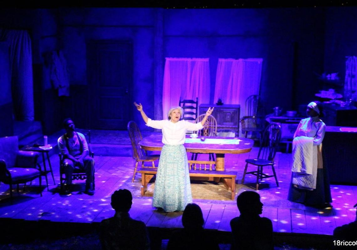 Review: Summer in the city brings a 'Gem' to the Hill