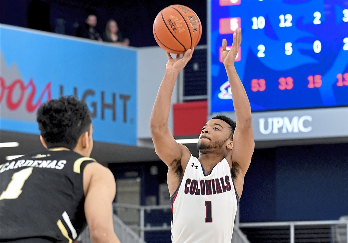 Despite two separate buzzer beaters from Jon Williams, RMU loses against Youngstown State, 84-78