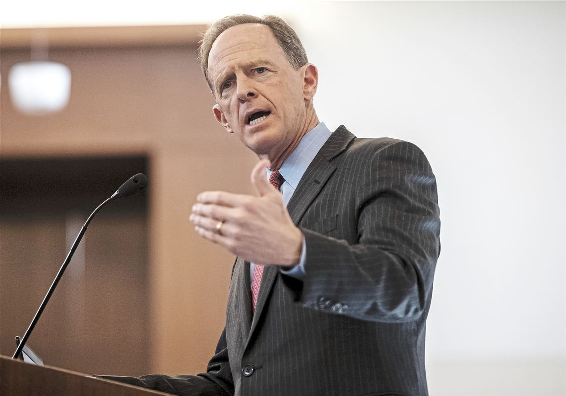 Sen Pat Toomey Congress 1 Trillion Economic Rescue Likely Moving Forward Pittsburgh Post Gazette