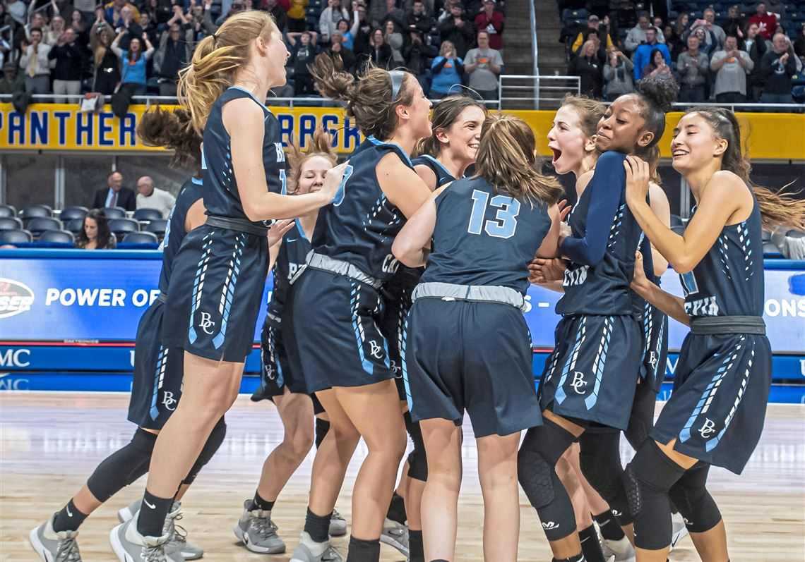 Bishop Canevin girls seize fourth WPIAL basketball crown in five years