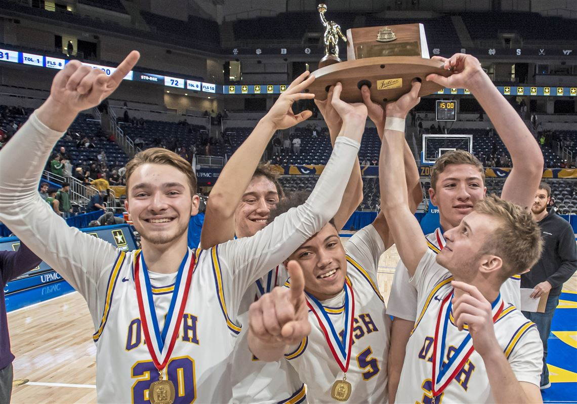 Jake DiMichele leads OLSH to win over Sto-Rox and WPIAL 2A title