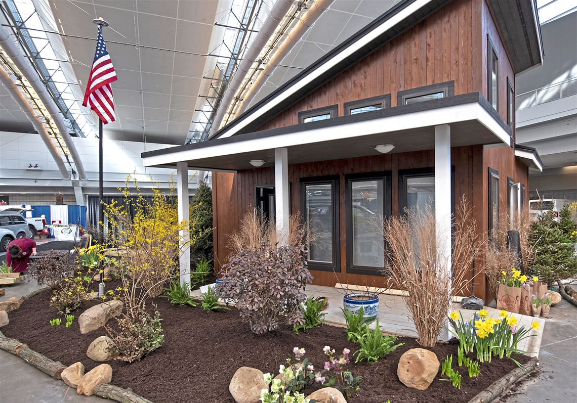 Find Your Getaway Cabin Or Cottage At Home Garden Show Pittsburgh Post Gazette