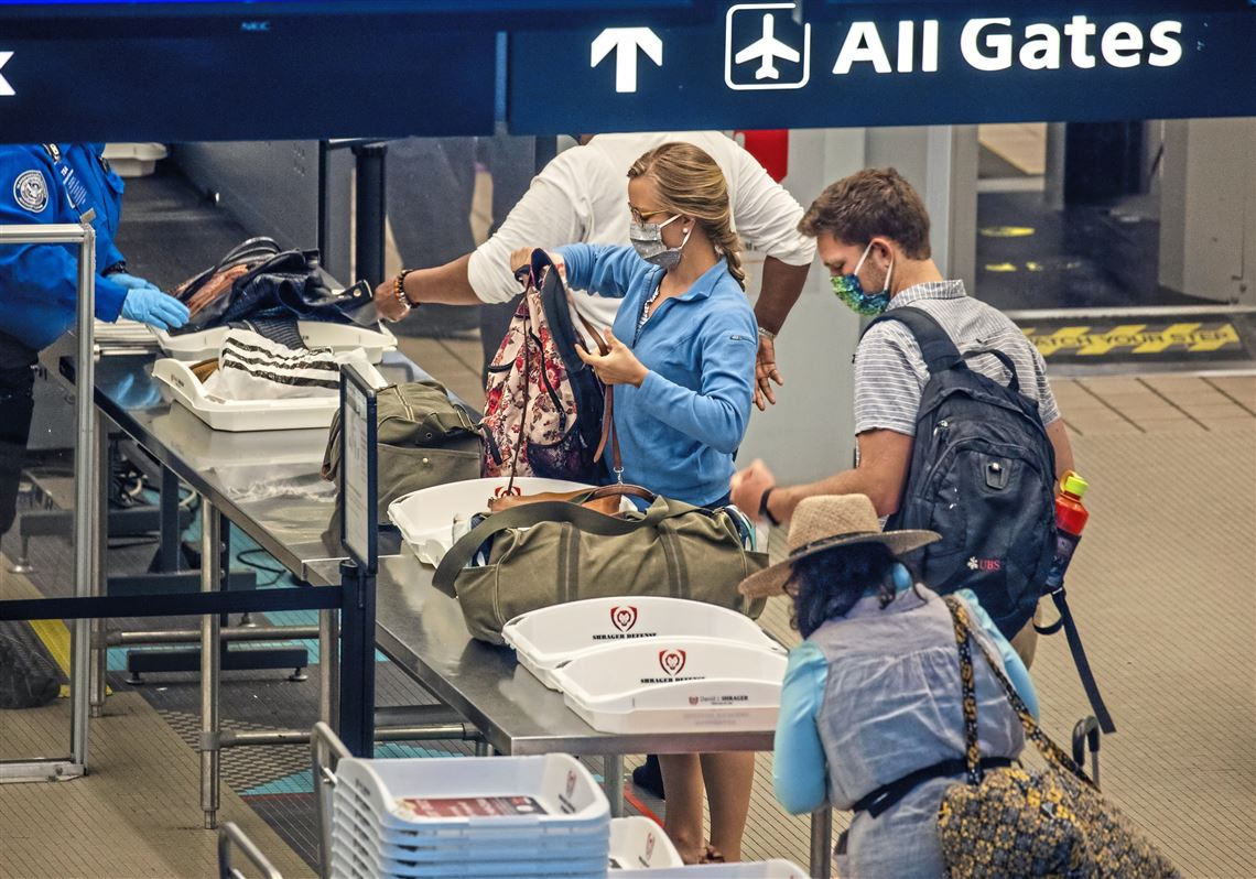 A special order: TSA requires food be removed from carry-on bags ...