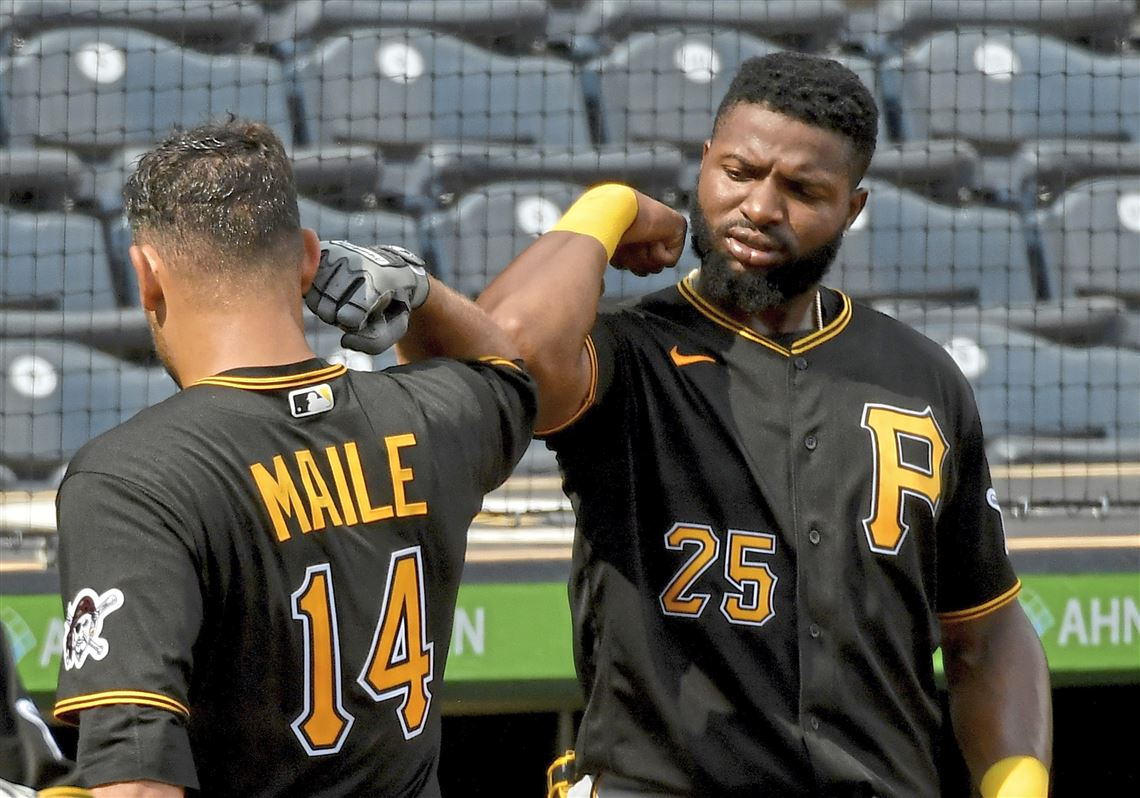 Can Luke Maile add offensive value for Pirates?