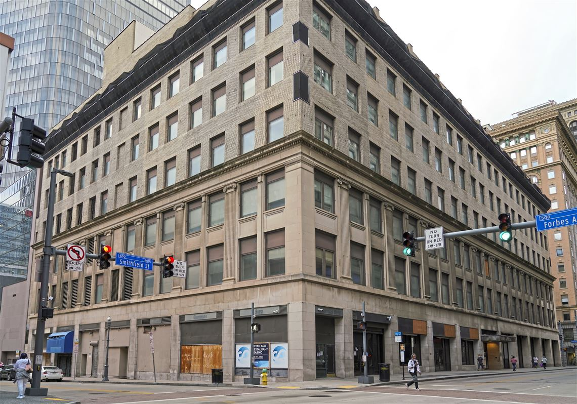 Downotwn Cleveland Christmas Shows 2020 Cleveland developer puts old Frank & Seder department store