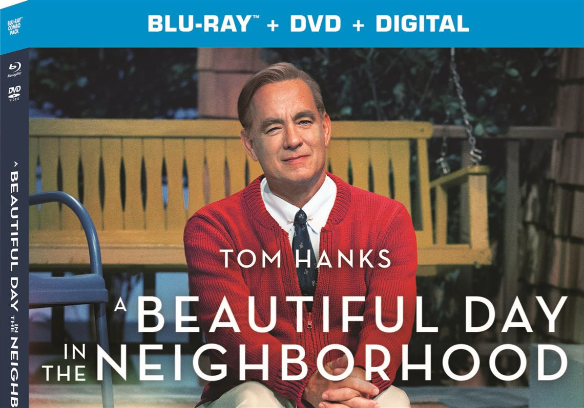 Dvd Release Of Tom Hanks Mister Rogers Movie Offers Excellent Special Features Pittsburgh Post Gazette