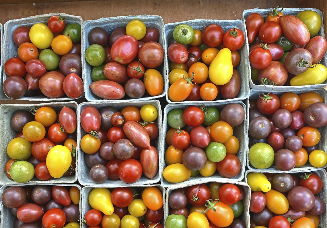A last hurrah for the fresh-off-the-vine tomatoes