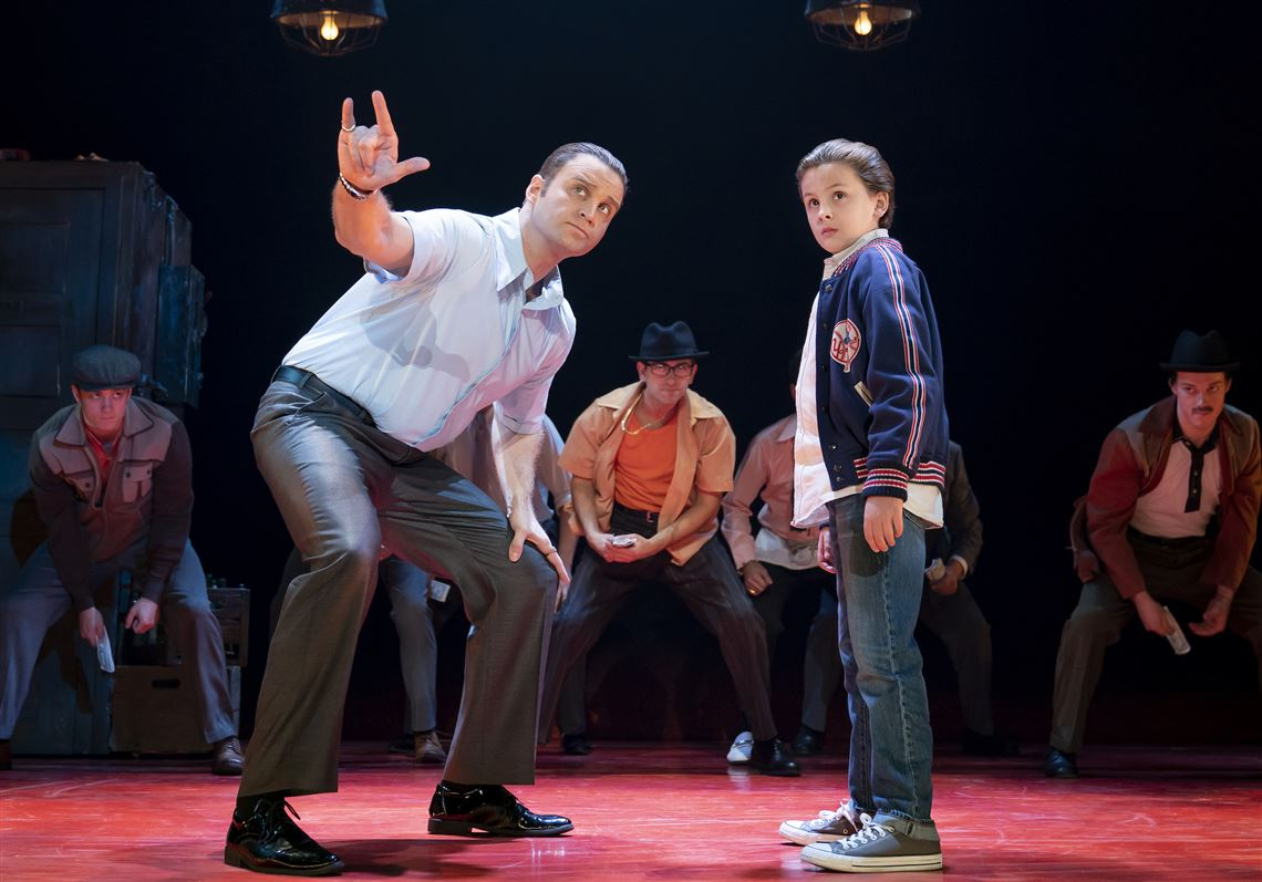 "Review: ""A Bronx Tale"" brings some Broadway magic to the Benedum"