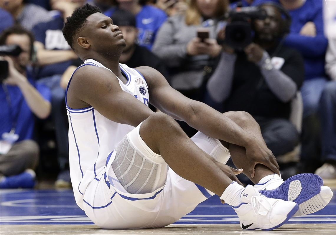 Paul Zeise Zion Williamson Shouldn T Have To Play College