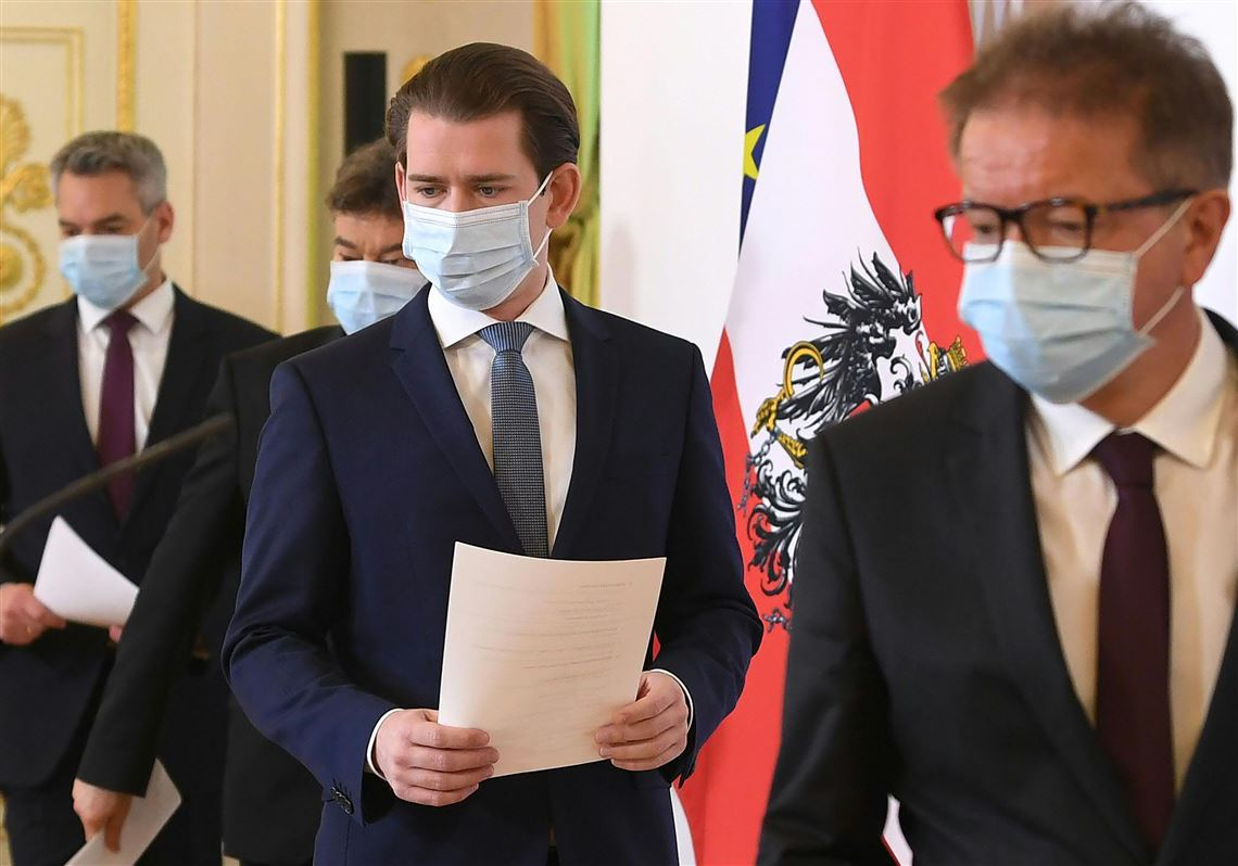 Austria, Denmark are first in Europe to announce easing of coronavirus lockdowns