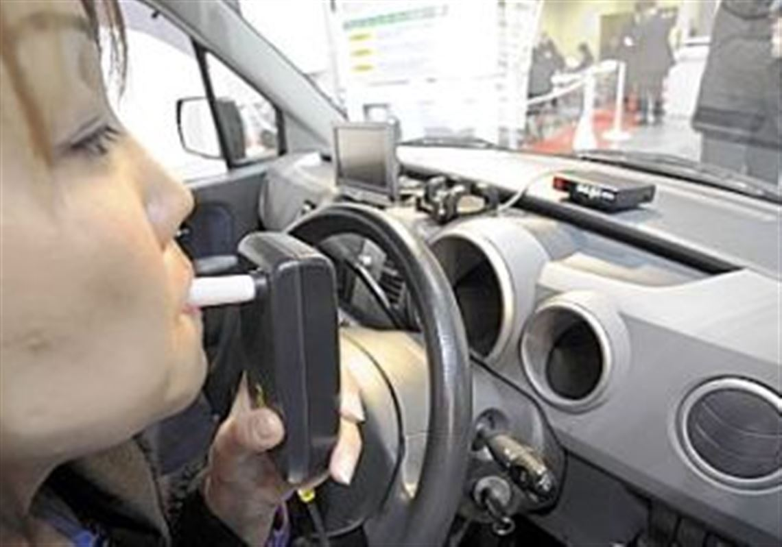 Gov  Wolf Signs Dui Ignition Interlock Bill