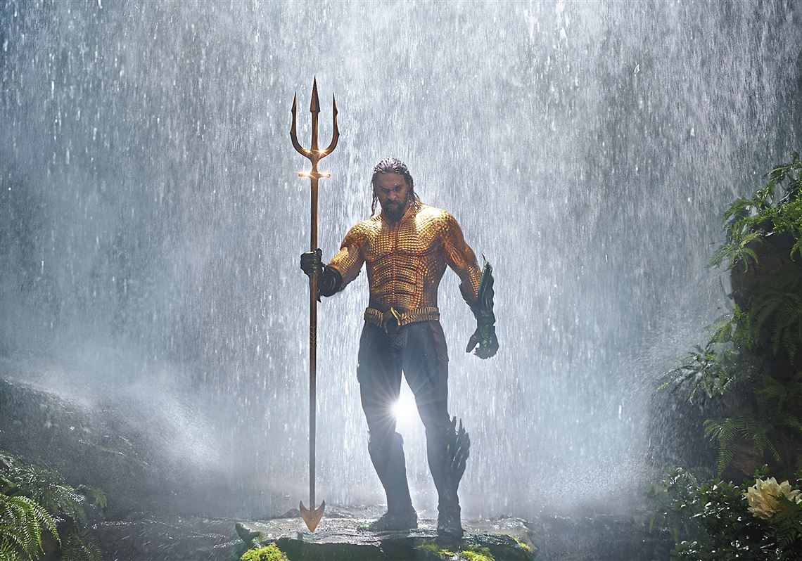 Something fishy this way comes in 'Aquaman' | Pittsburgh