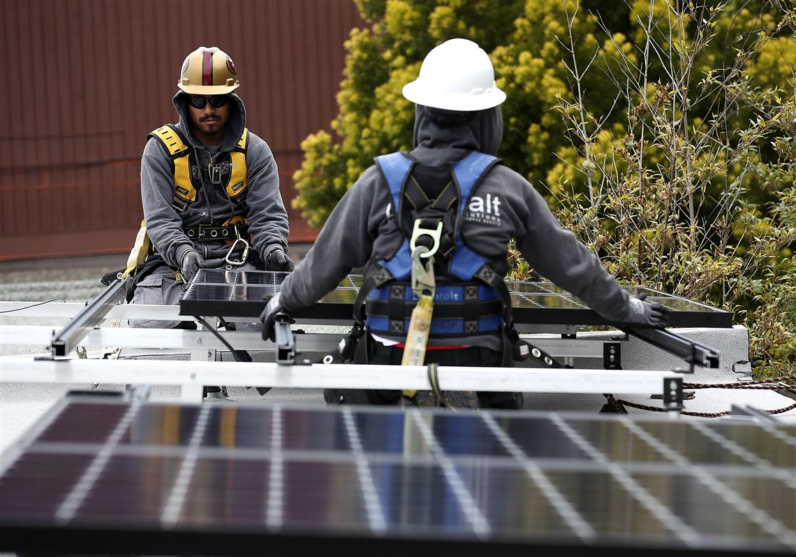 Report: Big shift to solar power possible in Pa. with right policies