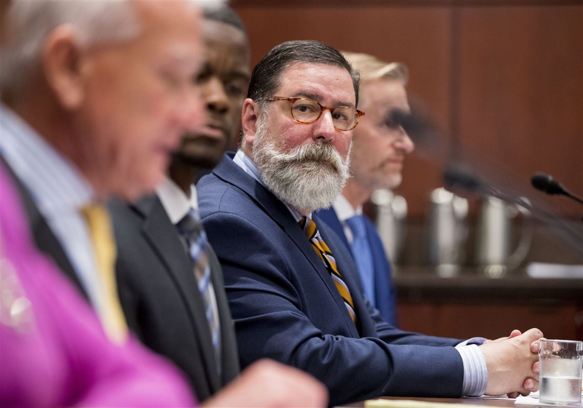 Peduto, other mayors seek federal help on climate change
