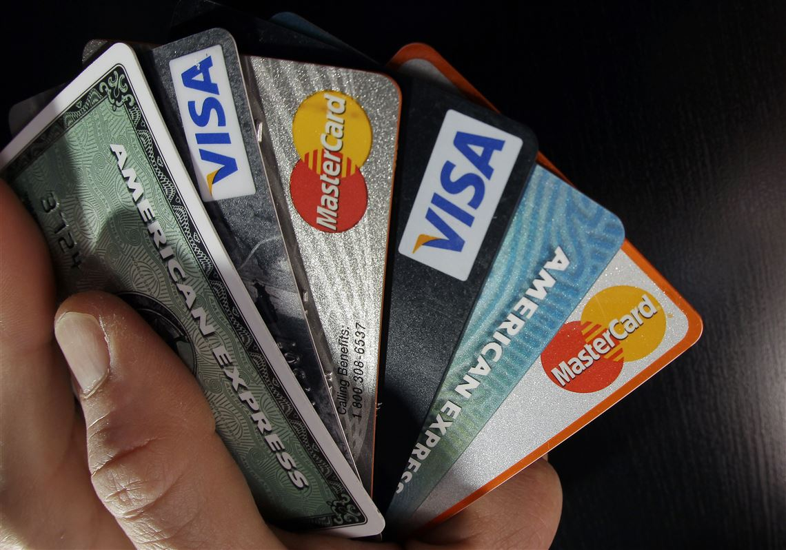 A bad balance: Credit card debt is on the rise