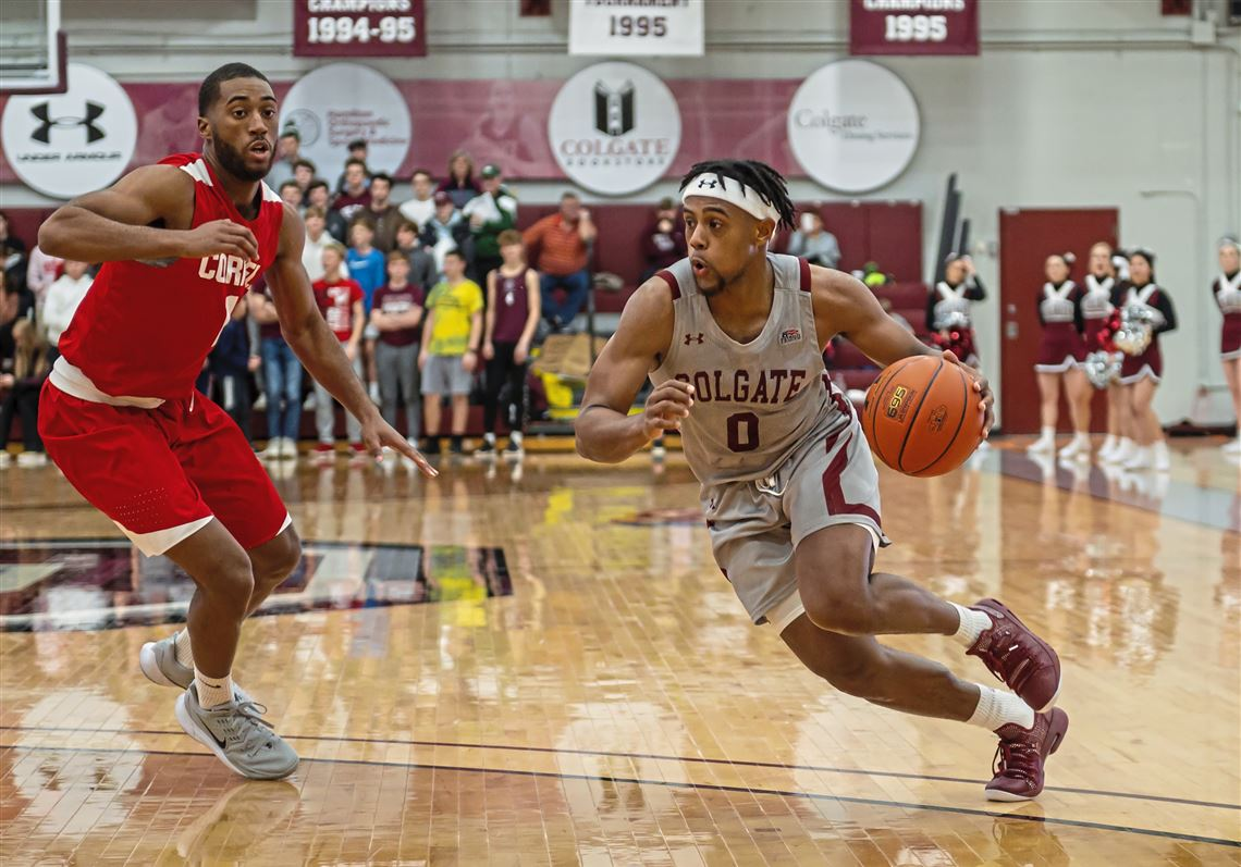 Former P-G Player of the Year Nelly Cummings finds a home at Colgate