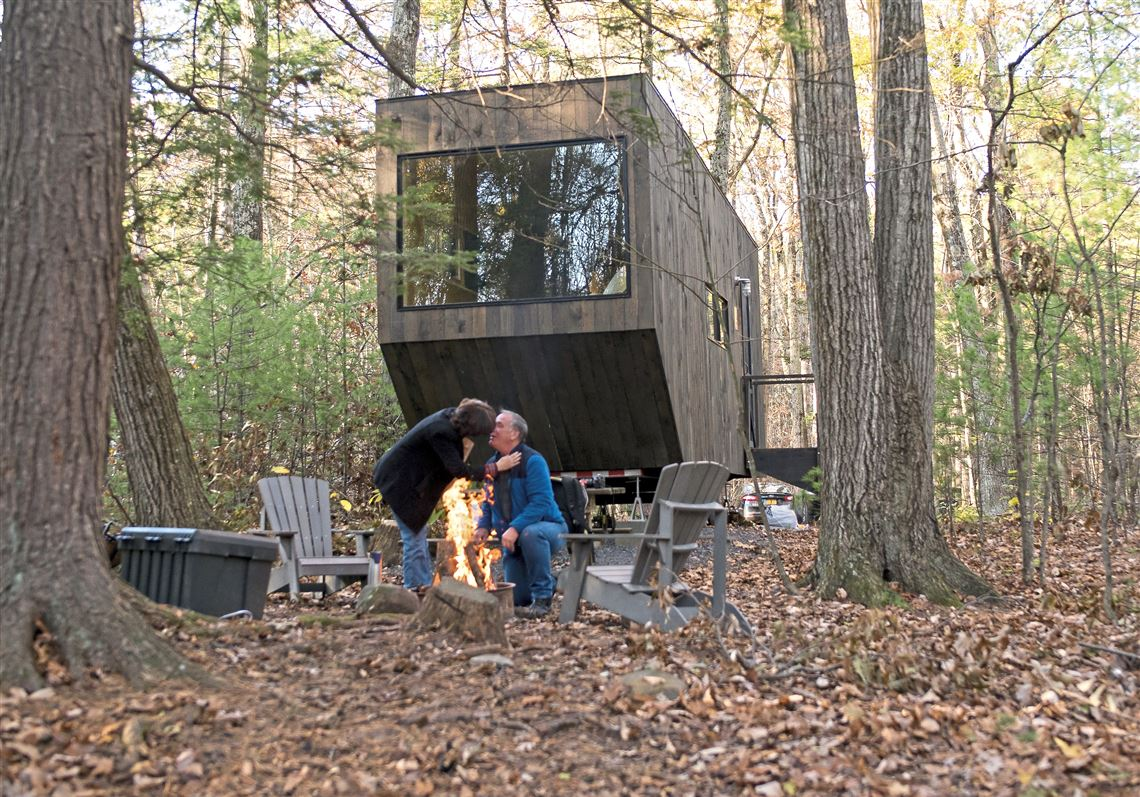 Tiny Cabins Are Opening In Southeastern Ohio Just An