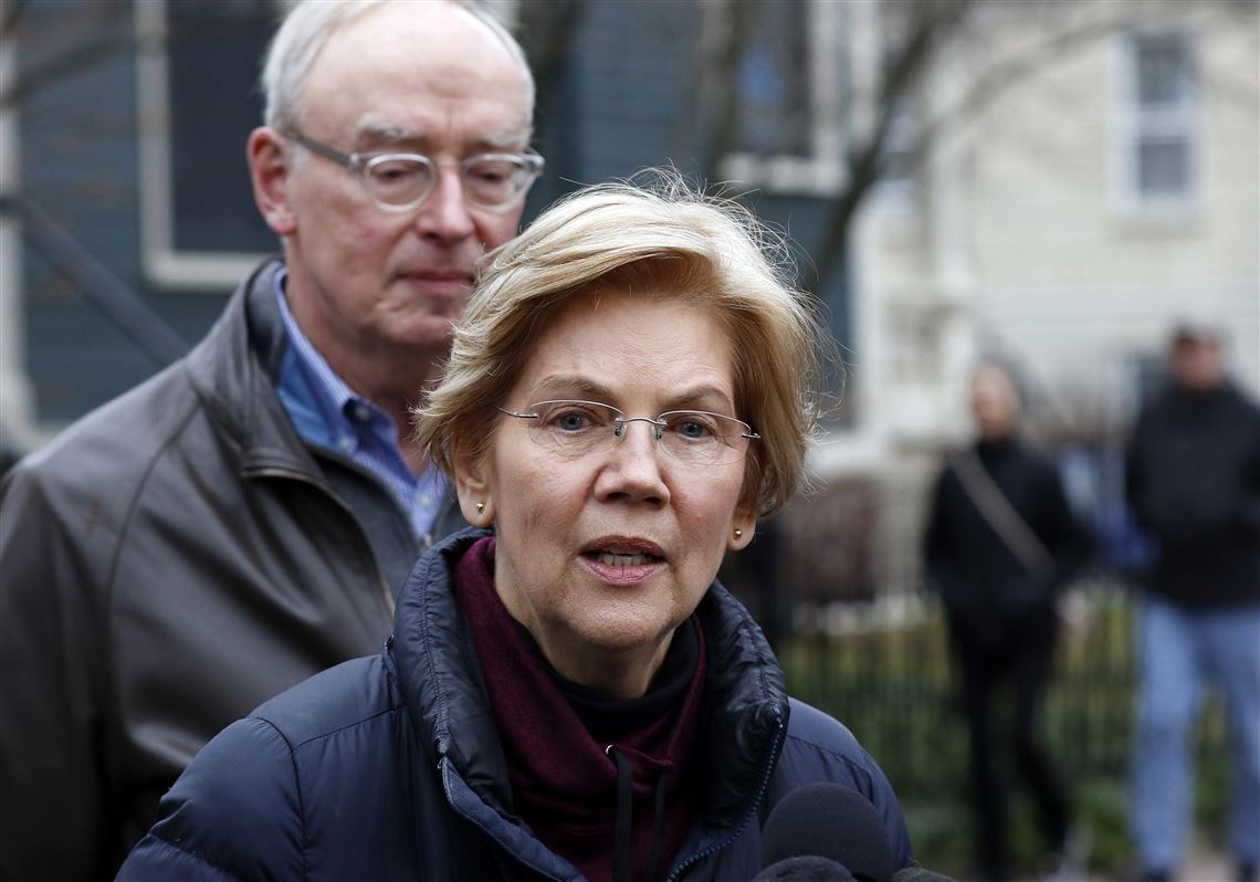 Elizabeth Warren said to trash White Houses John Kelly over emails photo