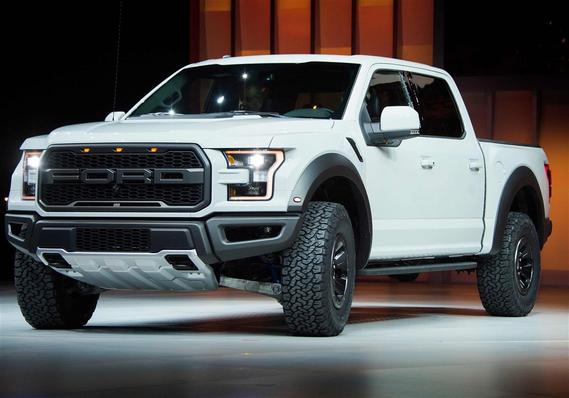 In This File Photo Taken On January 11 2016 The Ford F 150