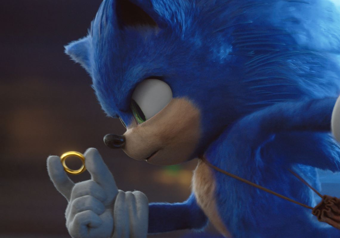Review Why Wait Sonic The Hedgehog Worth Rushing To See Pittsburgh Post Gazette