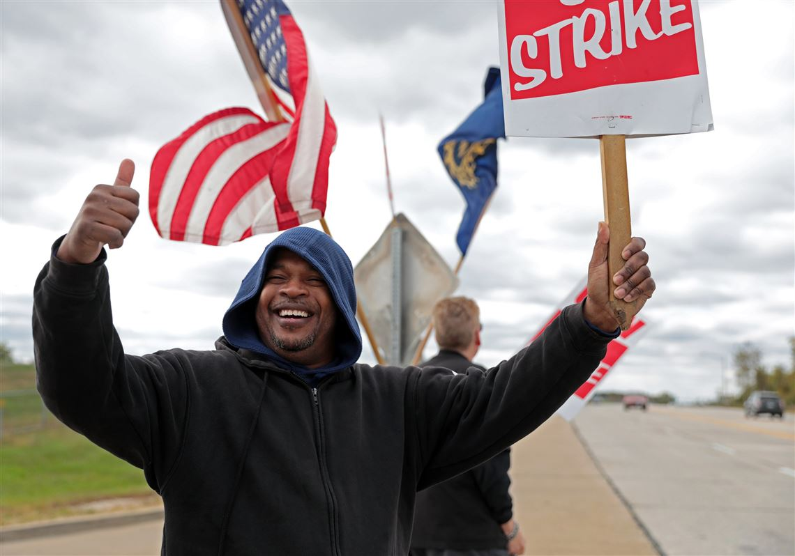 UAW members will continue the GM strike until their vote on a new contract
