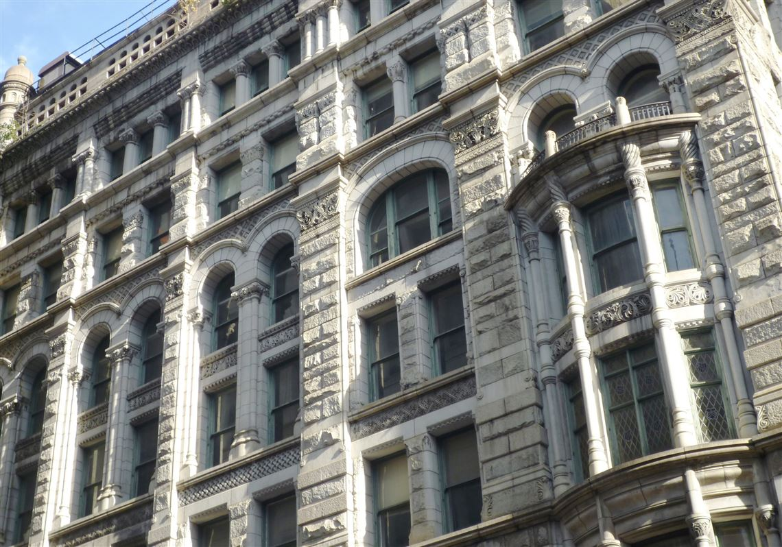 Former NYT style editor puts historic Granite Building in