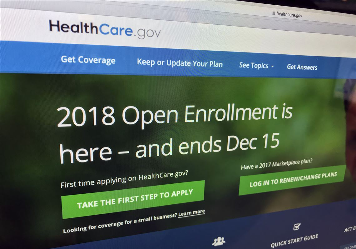 Pennsylvania's individual Affordable Care Act health