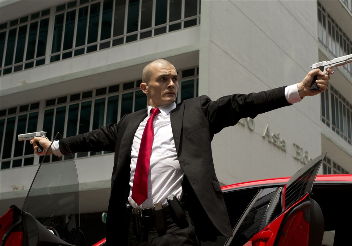 Movie Review Hitman All Action And Little Else Pittsburgh