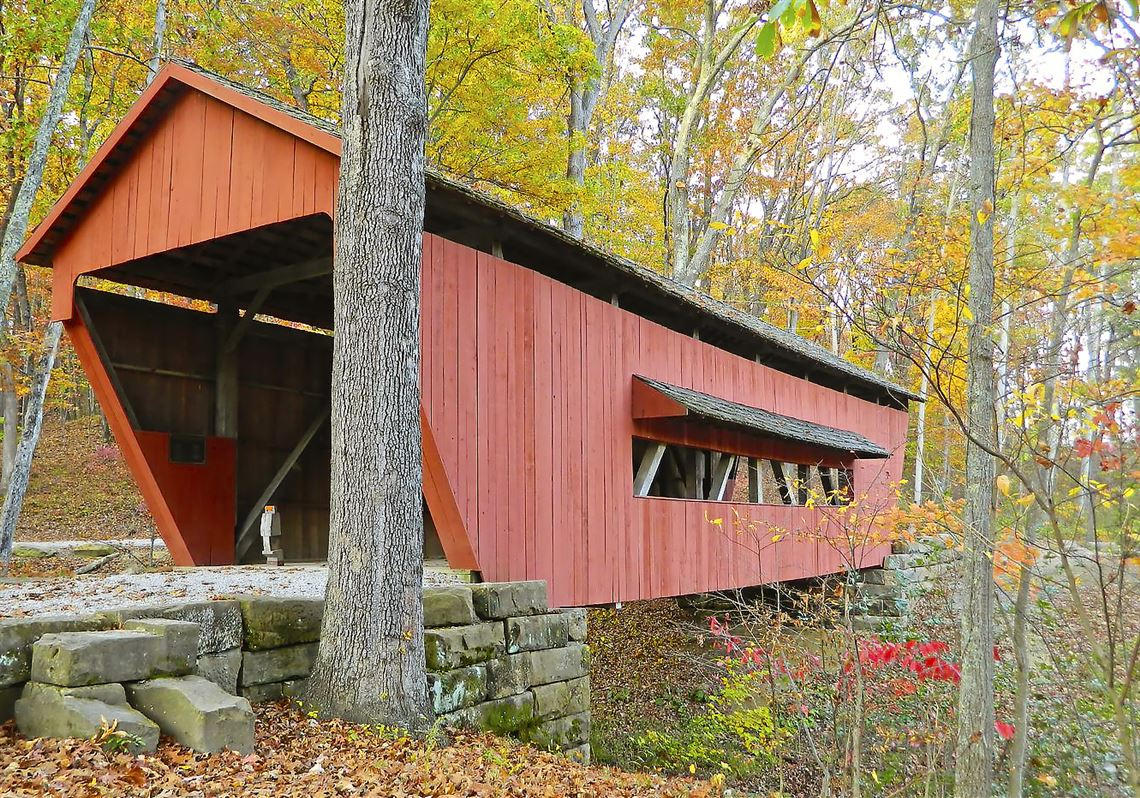 covered bridge festival indiana 2020