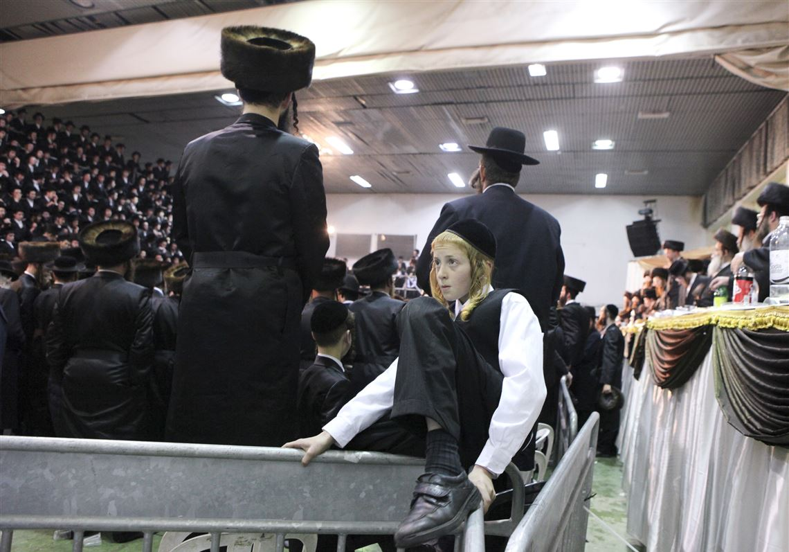 The ultra-Orthodox are the hottest thing on Israeli TV
