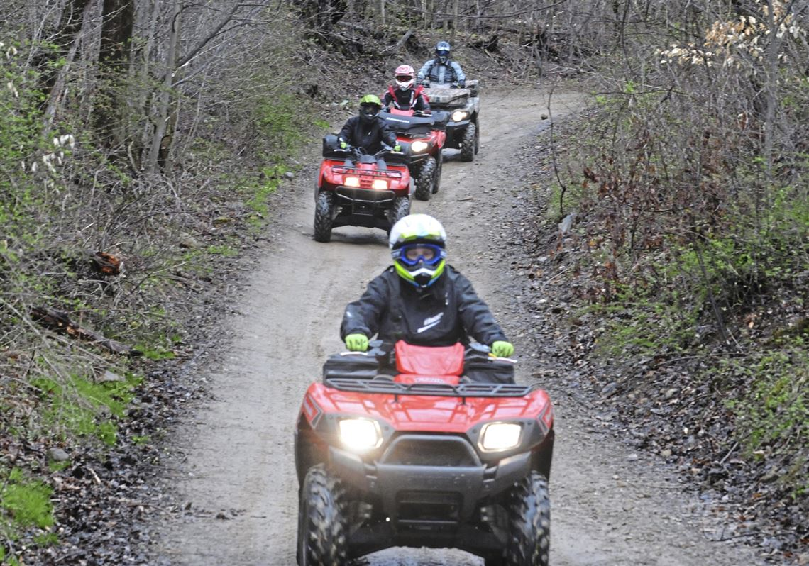 Demand for ATV trails outstrips supply in Pennsylvania