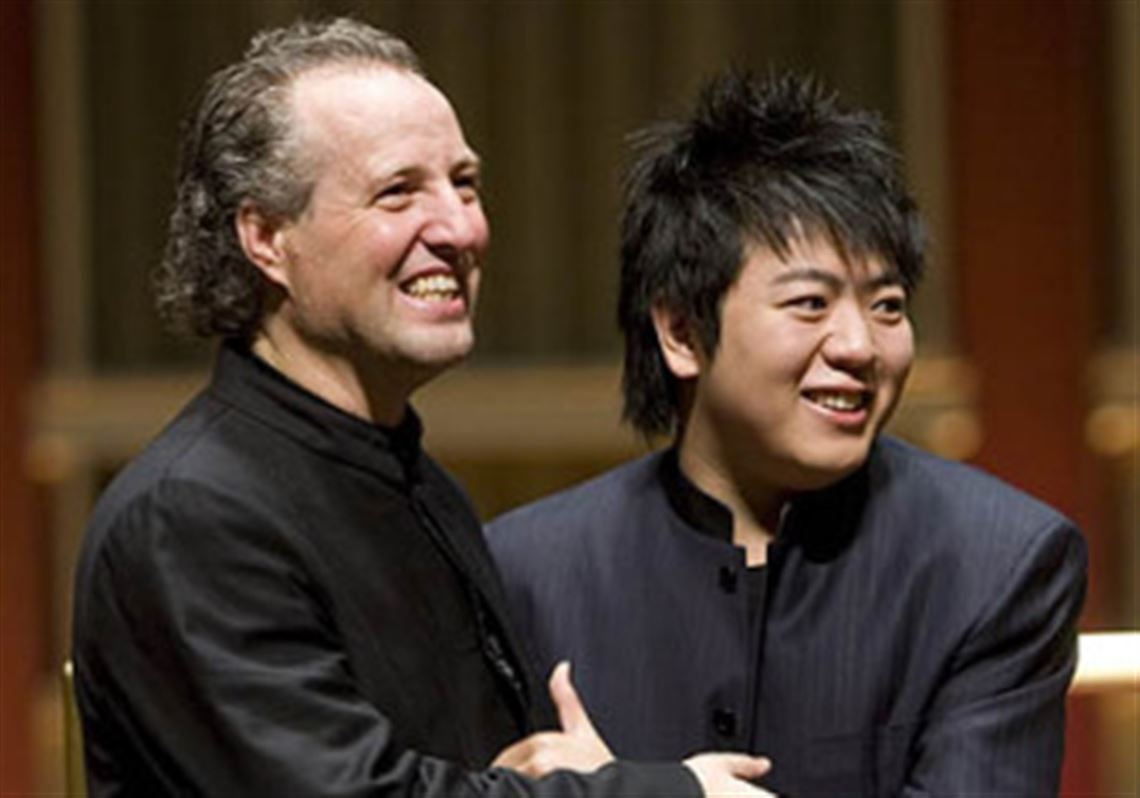 Review: PSO Gala concert aims for elegance, delivers chic Mozart with pianist Lang Lang