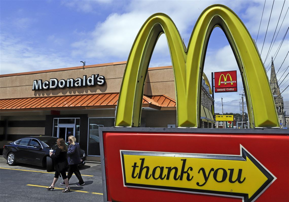 McDonald's workers say 'Time's Up' in a new round of sexual harassment complaints