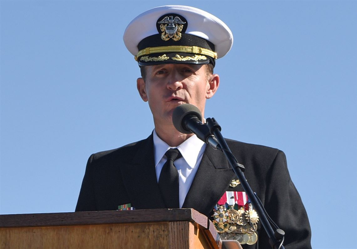 Doing The Right Thing Fired Carrier Captain Gets His Due Process
