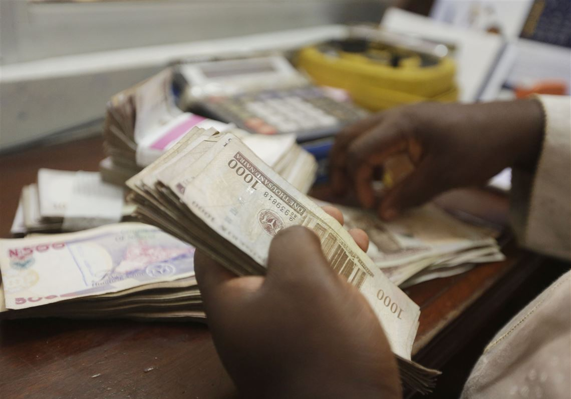 Currency Plummets As Naira Floats