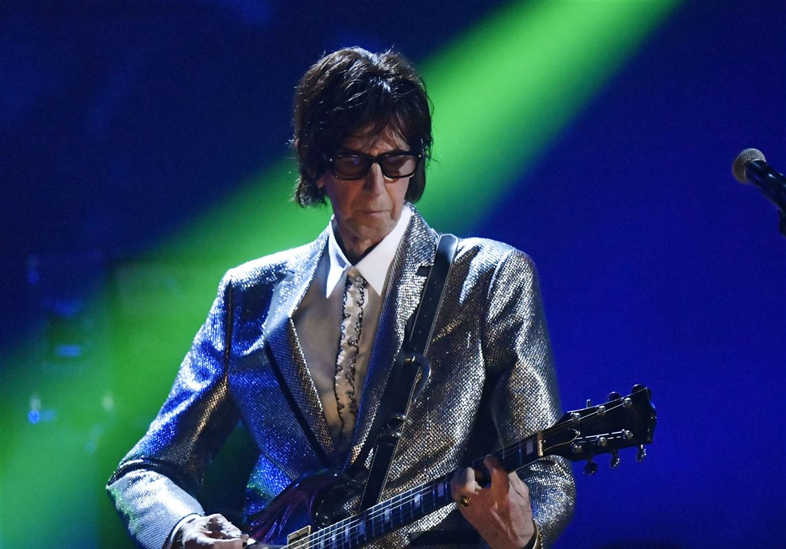 Ric Ocasek, a rock visionary and lead singer of The Cars, dies at 75