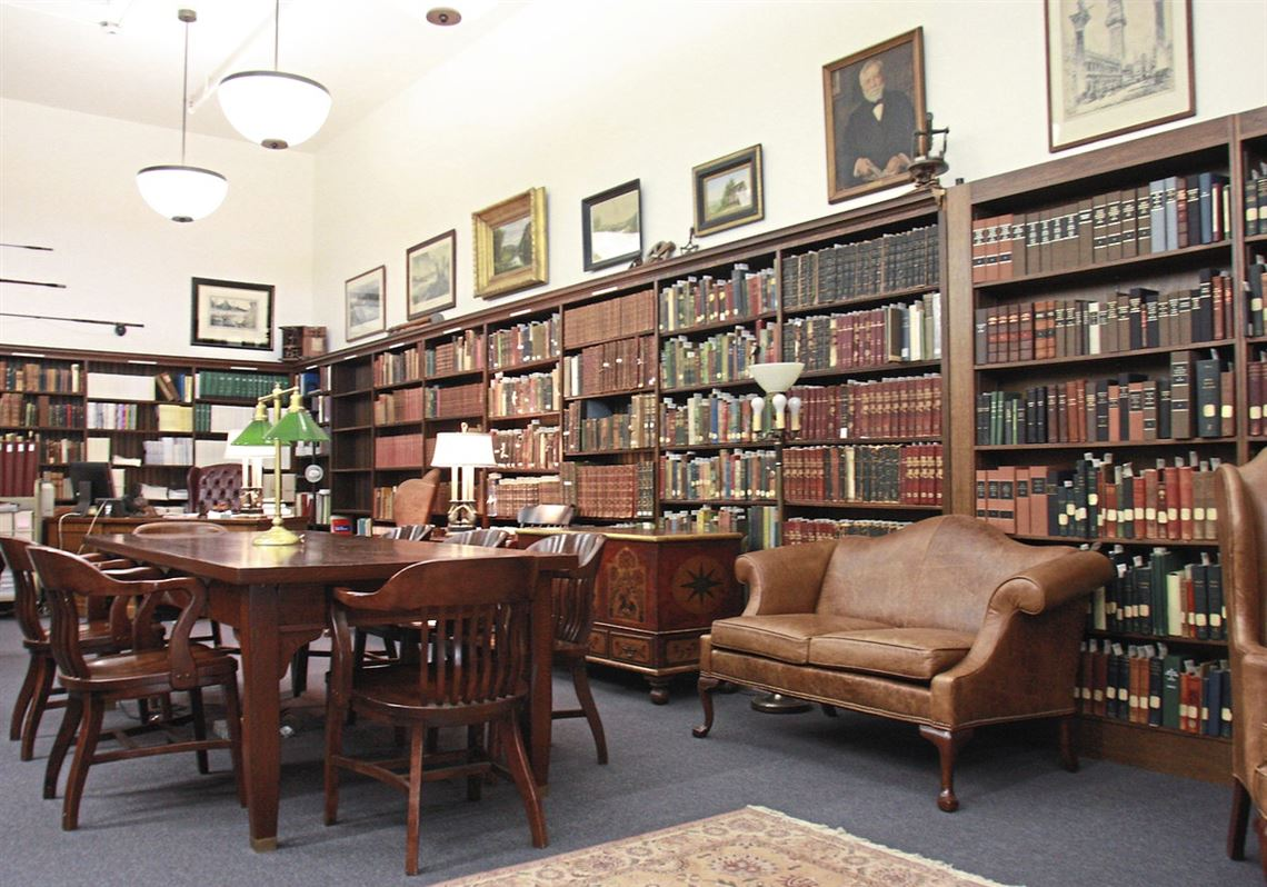 2860d7f7c33b Who stole 314 items from the Carnegie Library rare books room ...