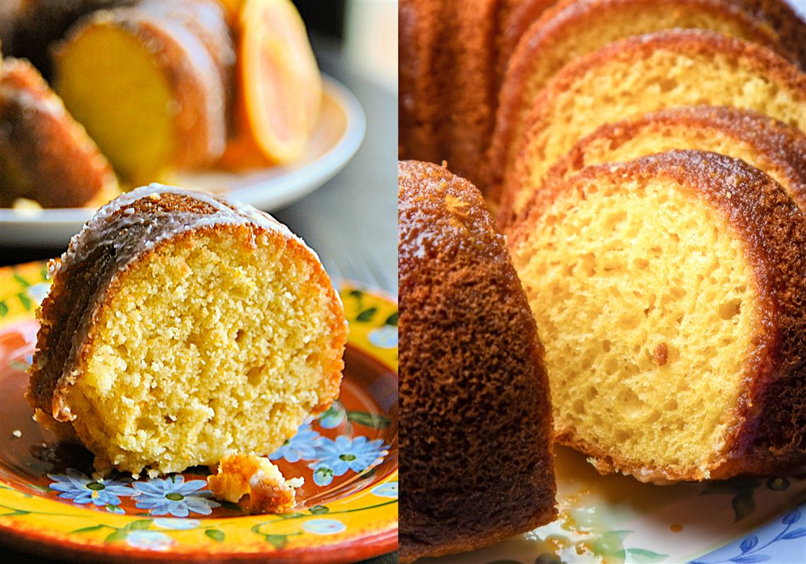 Orange bundt cake, packed with nostalgia, is a hands-down winner