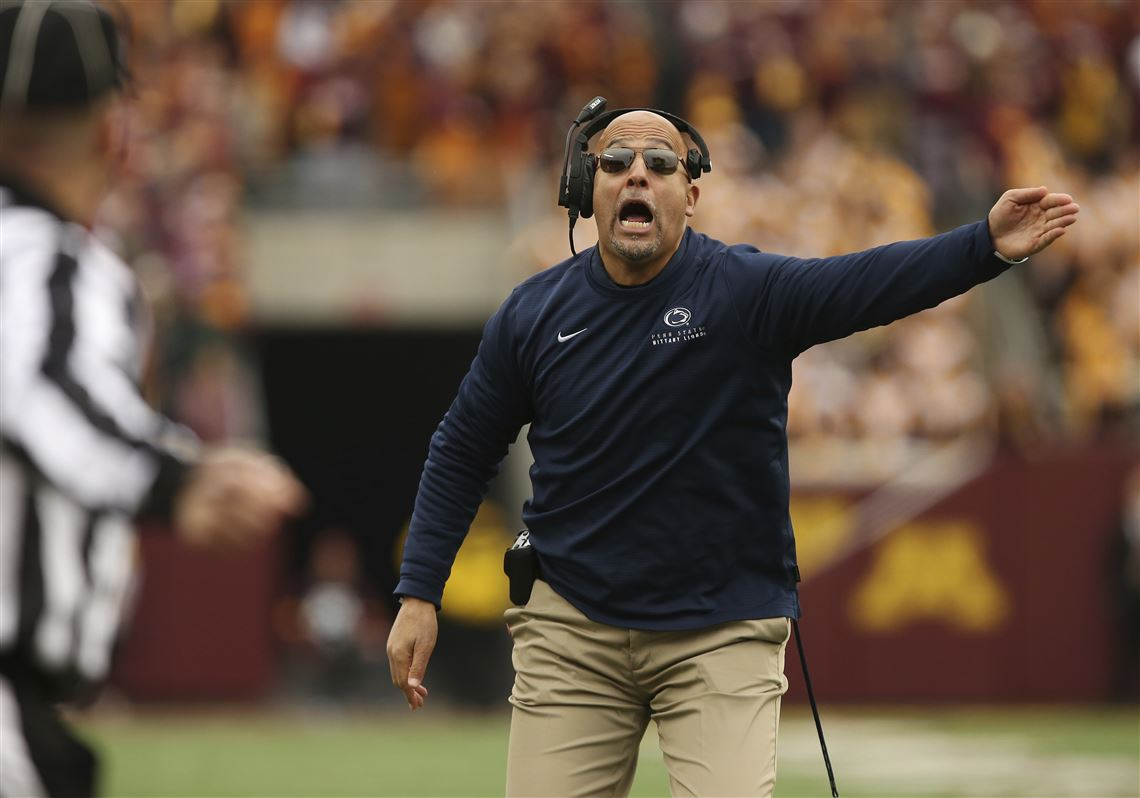 Penn State coaches have virus contingency plans, but don't expect to hear them