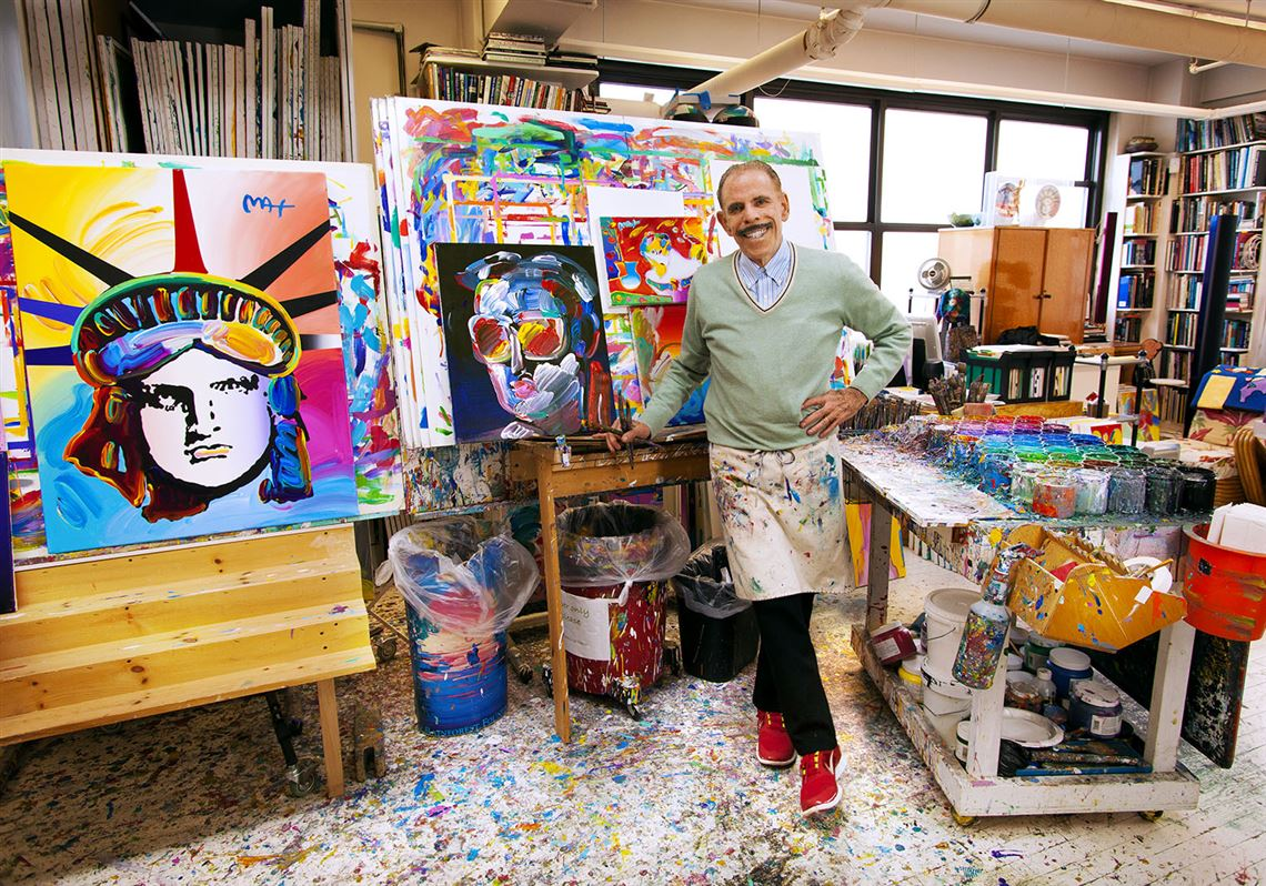 For '60s icon Peter Max, art is still a labor of 'Love ... Peter Max 60s