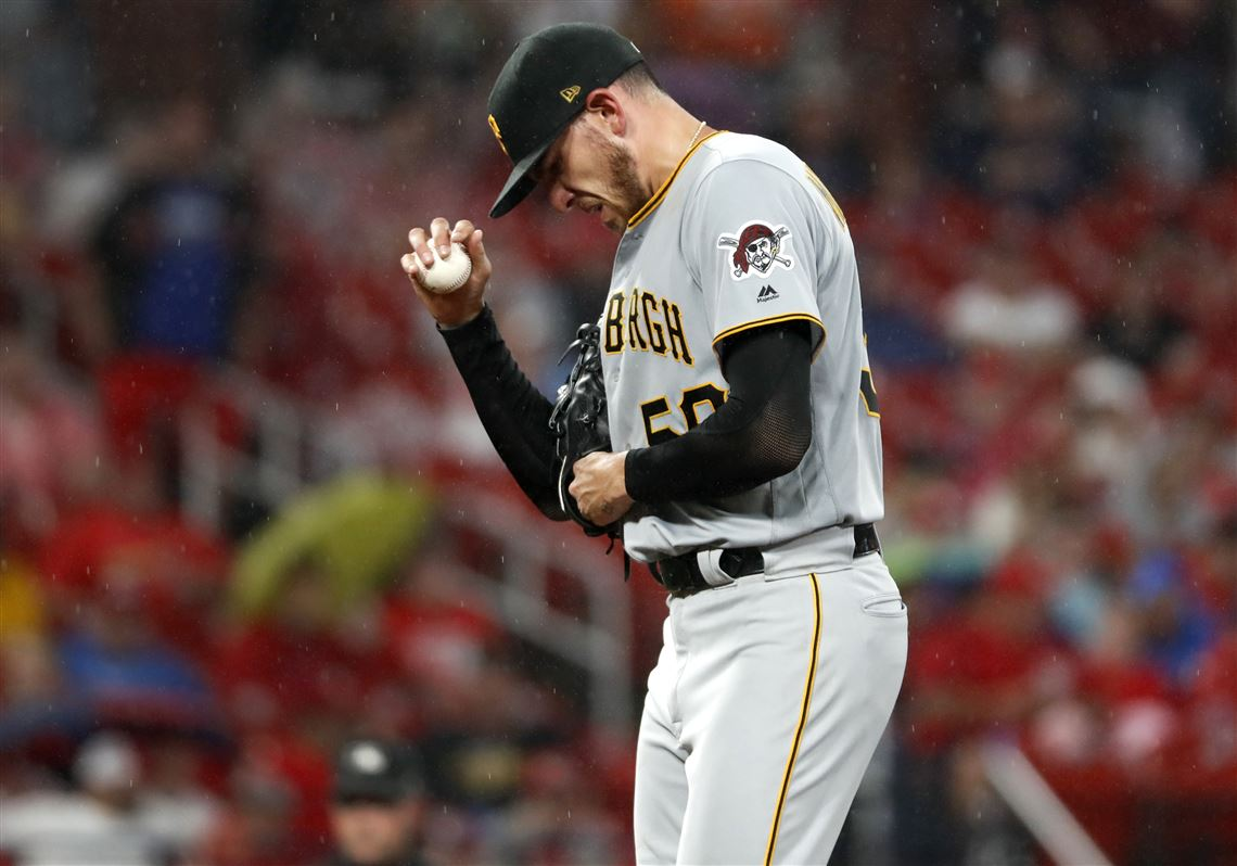 Miserable trip continues, as sloppy Pirates outclassed in St. Louis
