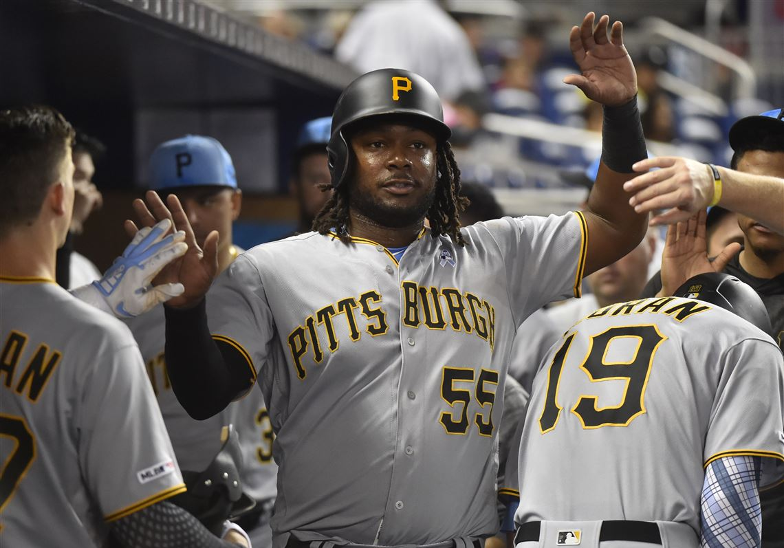 Pirates rally past Miami Marlins for 5-4 victory