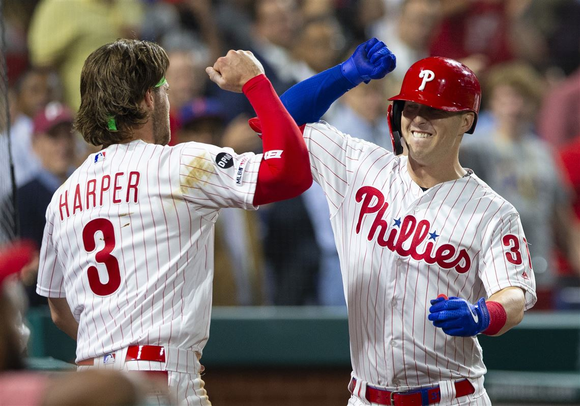 Corey Dickerson Enjoying Playoff Push Clubhouse With Phillies